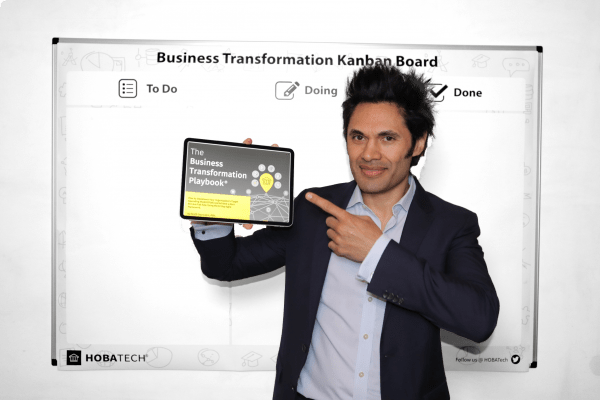 Business Transformation Playbook Ebook