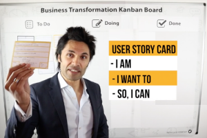 User Story Card